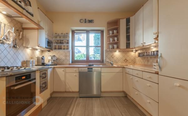 4 Villetta Lagundo - cucina