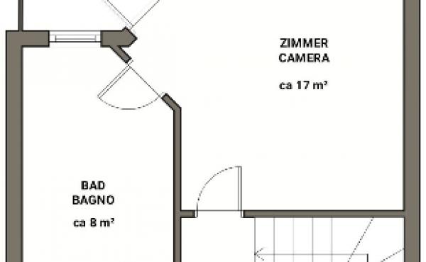 Villetta a schiera Lagundo piano primo- BEATRICE CALLIGIONE IMMOBILIARE