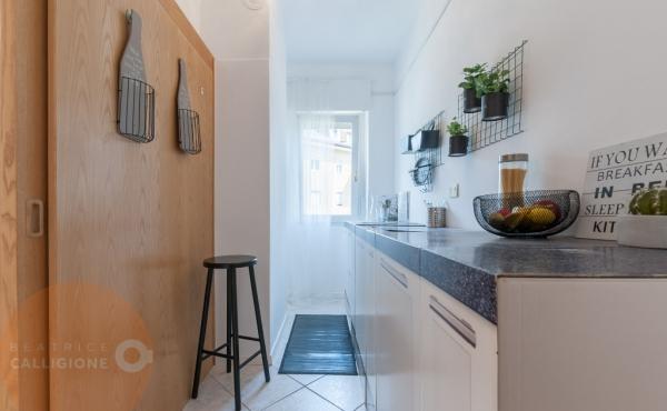 Quadrilocale-cucina- Beatrice Calligione Immobiliare