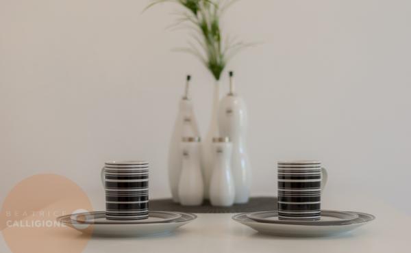 Quadrilocale via Foscolo - dettaglio cucina - Beatrice Calligione