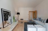 Quadrilocale via Foscolo- soggiorno-Beatrice Calligione Immobiliare