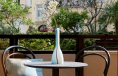 Quadrilocale via Hofer - dettaglio balcone - Beatrice Calligione Immob